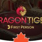Dragon Tiger Live Baccarat